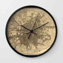 Dublin 1797 Wall Clock