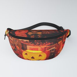 A Very Vintage Halloween Fanny Pack