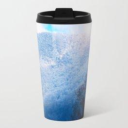 Winter Mountain Travel Mug