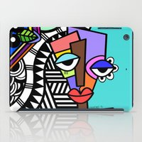 artsy iPad Cases featuring Artsy by Andrea Silvestri