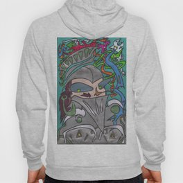 Rutherford The Brave Hoody