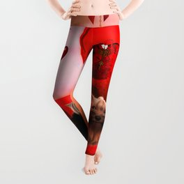 Cute little Yorkshire Terrier Leggings