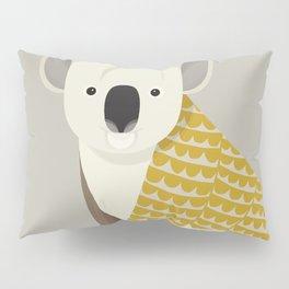 Whimsical Koala Pillow Sham