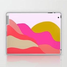 Adelaida, mountain sunset Laptop & iPad Skin