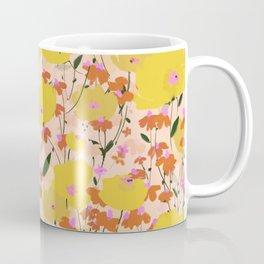 Wild Unruly Garden Coffee Mug