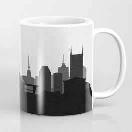 City Skylines: Nashville (Alternative) Coffee Mug