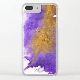 P160 Clear iPhone Case