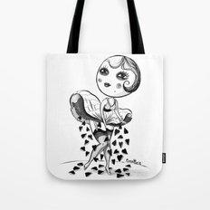HEART RAIN Tote Bag