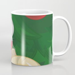 Christmas Mouse Coffee Mug