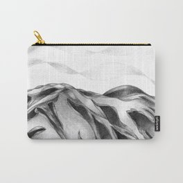 Mountain Ribbons Carry-All Pouch