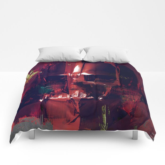 darth Abstract vader Comforters