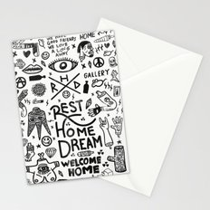 REST HOME DREAM Stationery Cards