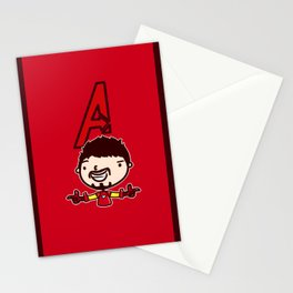 Player much? Stationery Cards
