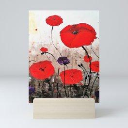 For The Fallen Mini Art Print