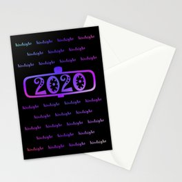 Make 2020 Hindsight Stationery Cards