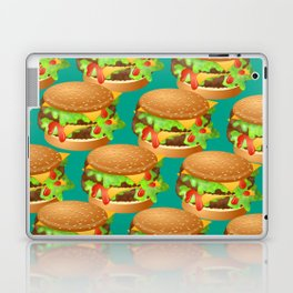 Double Cheeseburgers Laptop & iPad Skin
