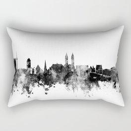 Bremen Germany Skyline Rectangular Pillow