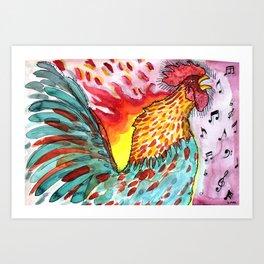 Cockburn Art Print