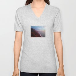Pacific Pacification Unisex V-Neck