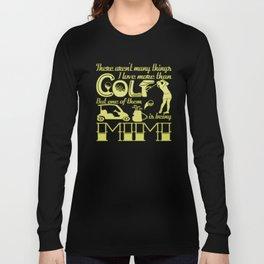 Golf Mimi Long Sleeve T-shirt