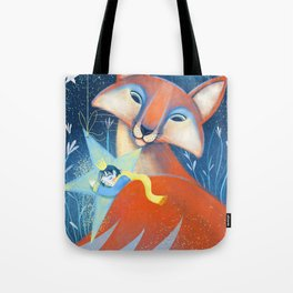 the prince&the fox Tote Bag