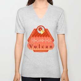 Welcome to Vulcan Unisex V-Neck
