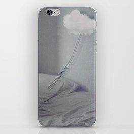 Where Alice Sleeps I iPhone Skin
