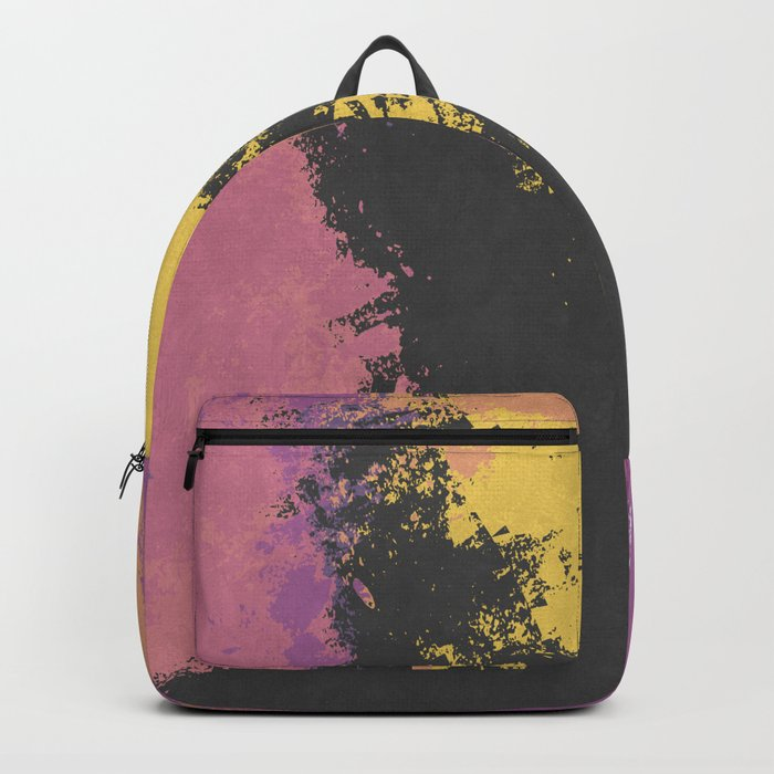 Portrait from Beyond 2 Backpack