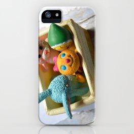 Toys - Basket iPhone Case