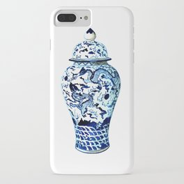 GINGER JAR NO 7  iPhone Case