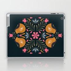 Scandinavian Folk Art 2 Laptop & iPad Skin
