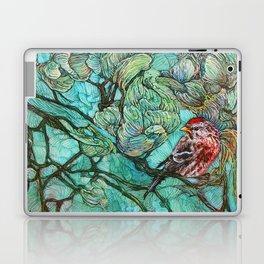 The Aquamarine Labyrinth (detail no. 2) Laptop & iPad Skin