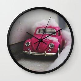 Joy Ride Wall Clock