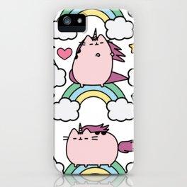 Magical Cat iPhone Case