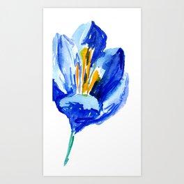 flower IX Art Print