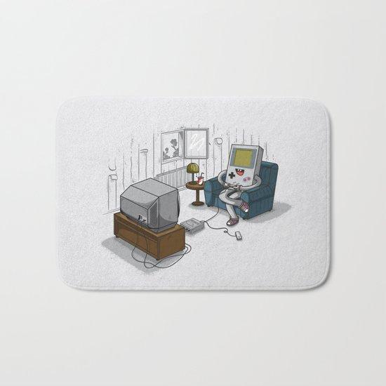 True Computer Love Bath Mat