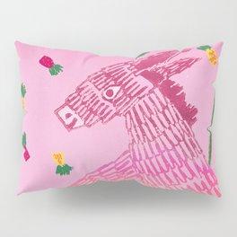 Pretty Piñata Pillow Sham