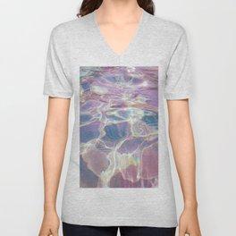 Liquid Rainbow Unisex V-Neck