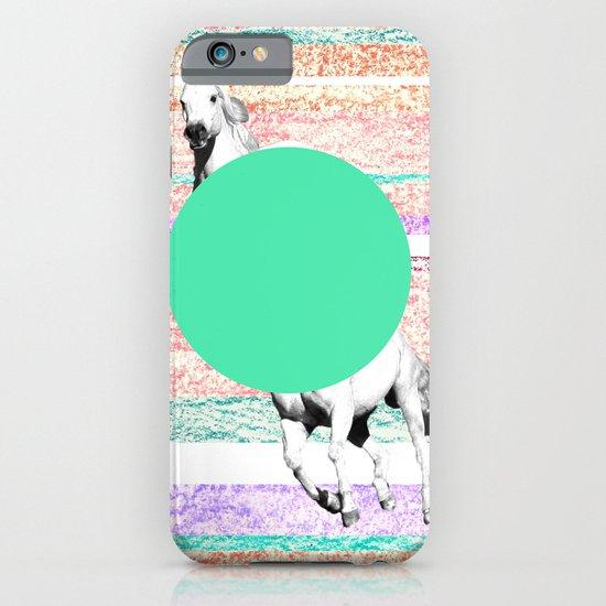 Horse, horse. iPhone & iPod Case