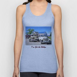 On Route 66 Unisex Tank Top