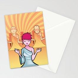 Zen: Meditation Time Stationery Cards