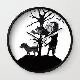 dogdays Wall Clock