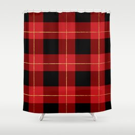 Canadian eh! Shower Curtain
