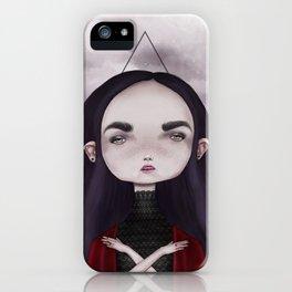 Teen Vampire  iPhone Case