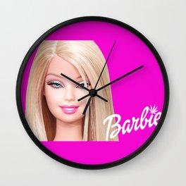 Barbara Millicent Mary Jane Roberts Wall Clock