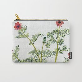 Spring Partridge eye Carry-All Pouch