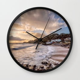 Steephill Cove Wall Clock