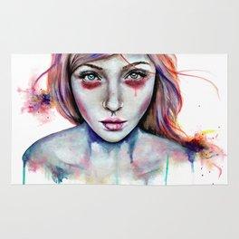 Seeing You Heterochromia Rug
