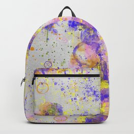 Old Paint Layers Backpack