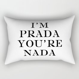 Prada/Marfa Rectangular Pillow